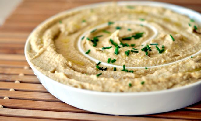 Hummus di Roveja alle spezie