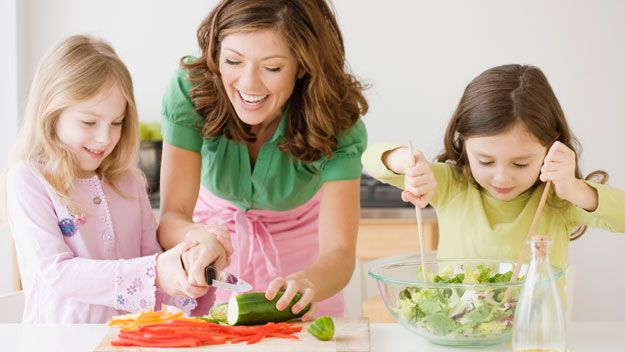 Bambini Cucina