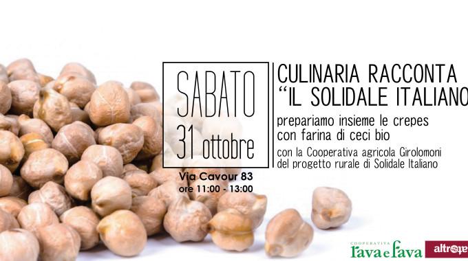 Banner Culinaria RavaFava Solidale