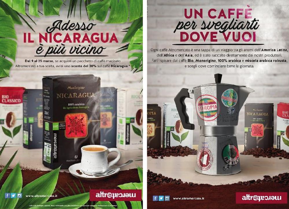 caffè nicaragua