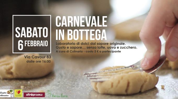 Carnevale Con Culinaria: Laboratorio Di Dolci Dal Sapore Originale