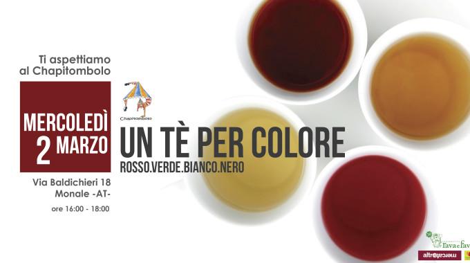 Un Tè Per Colore Chapitombolo_RavaFava