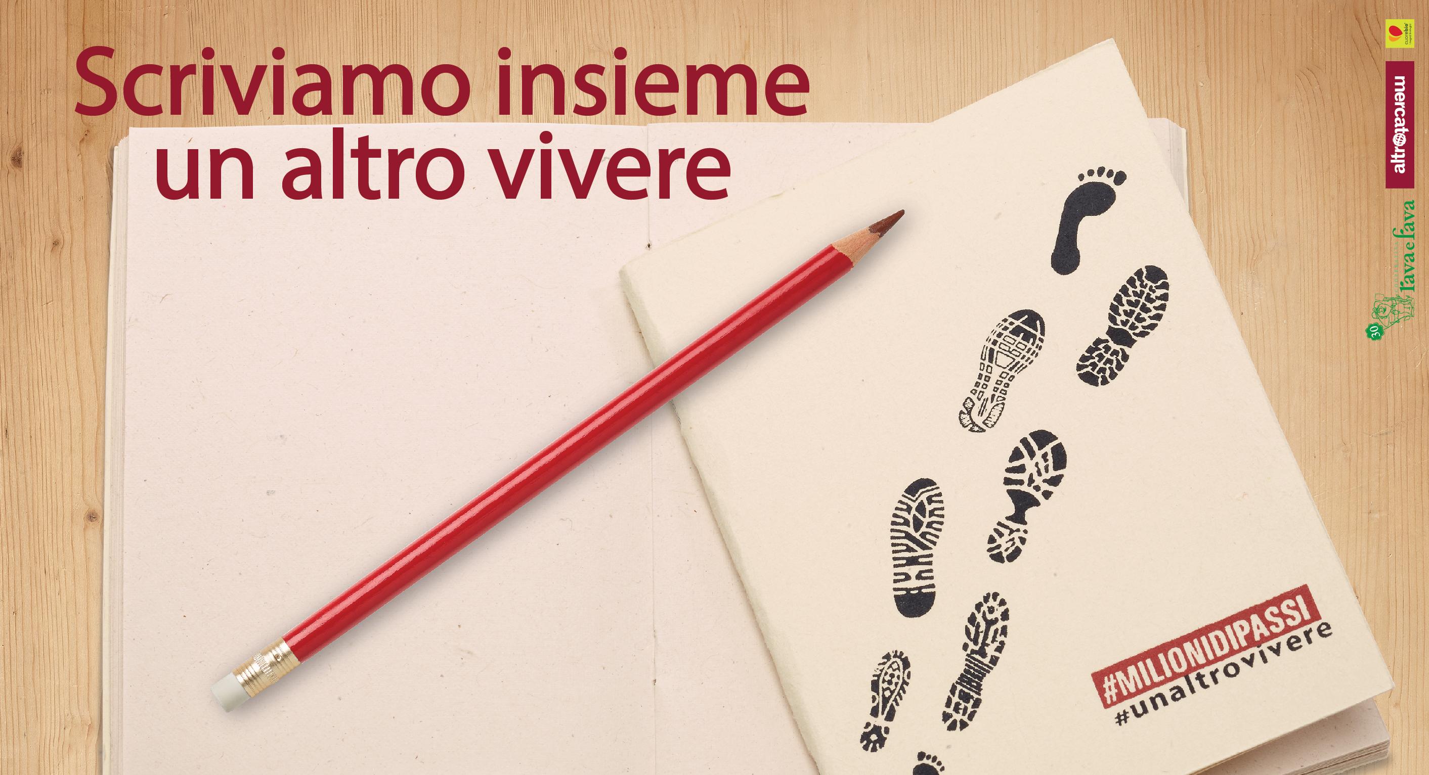 """Campagna """"Milioni Di Passi""""."""