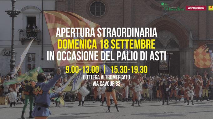 Apertura Bottega_ravafava_palio Asti