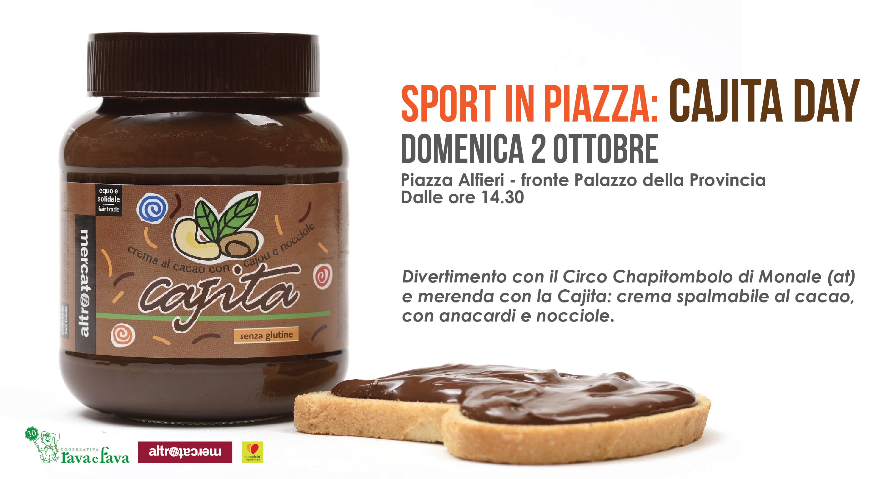 Sport In Piazza: Cajita Day