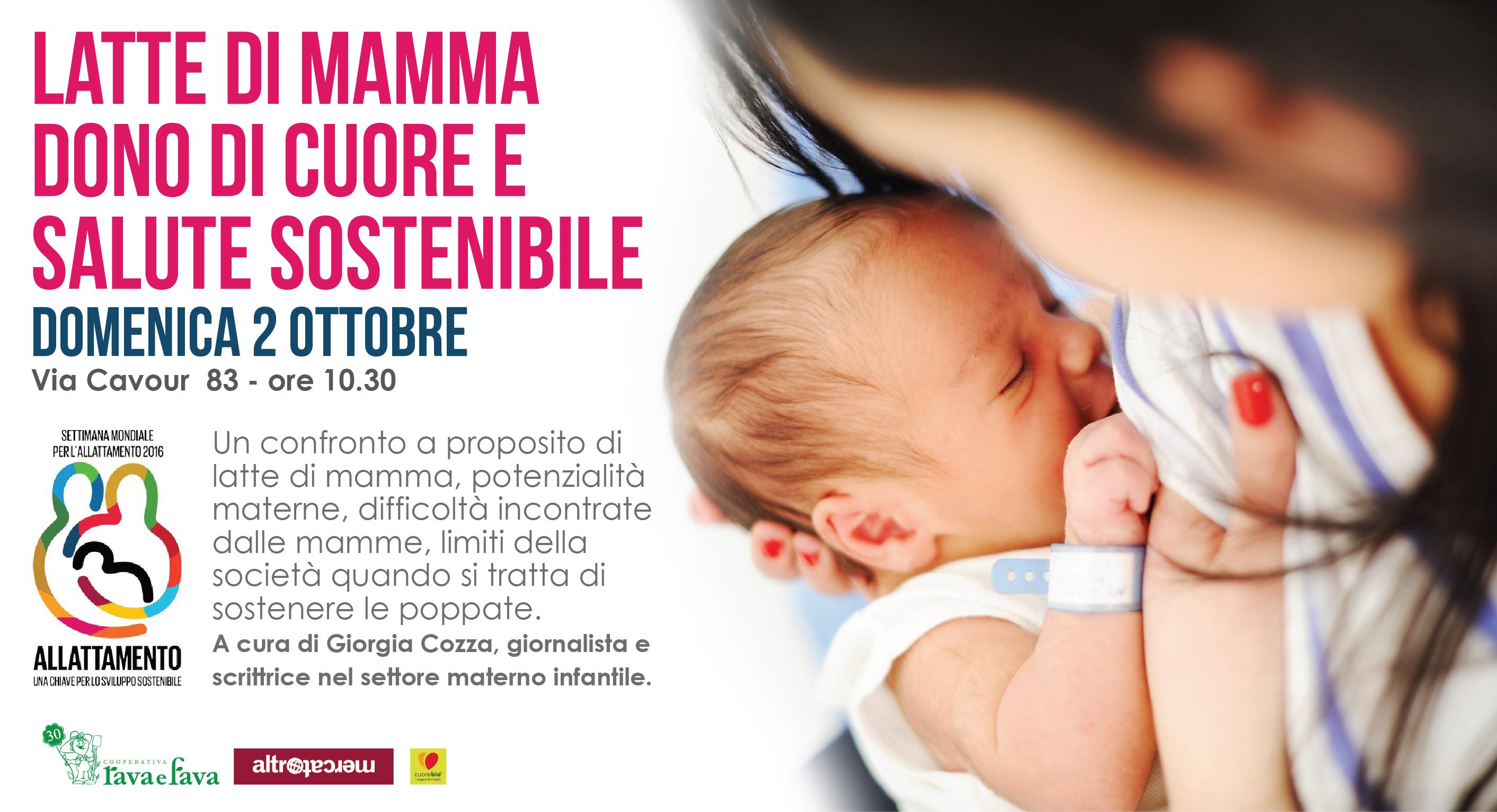 Giorgia Cozza Ad Asti Per Parlare Di Allattamento Materno.