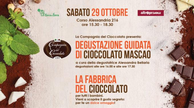 Evento Cioccolato 29 Ottobre