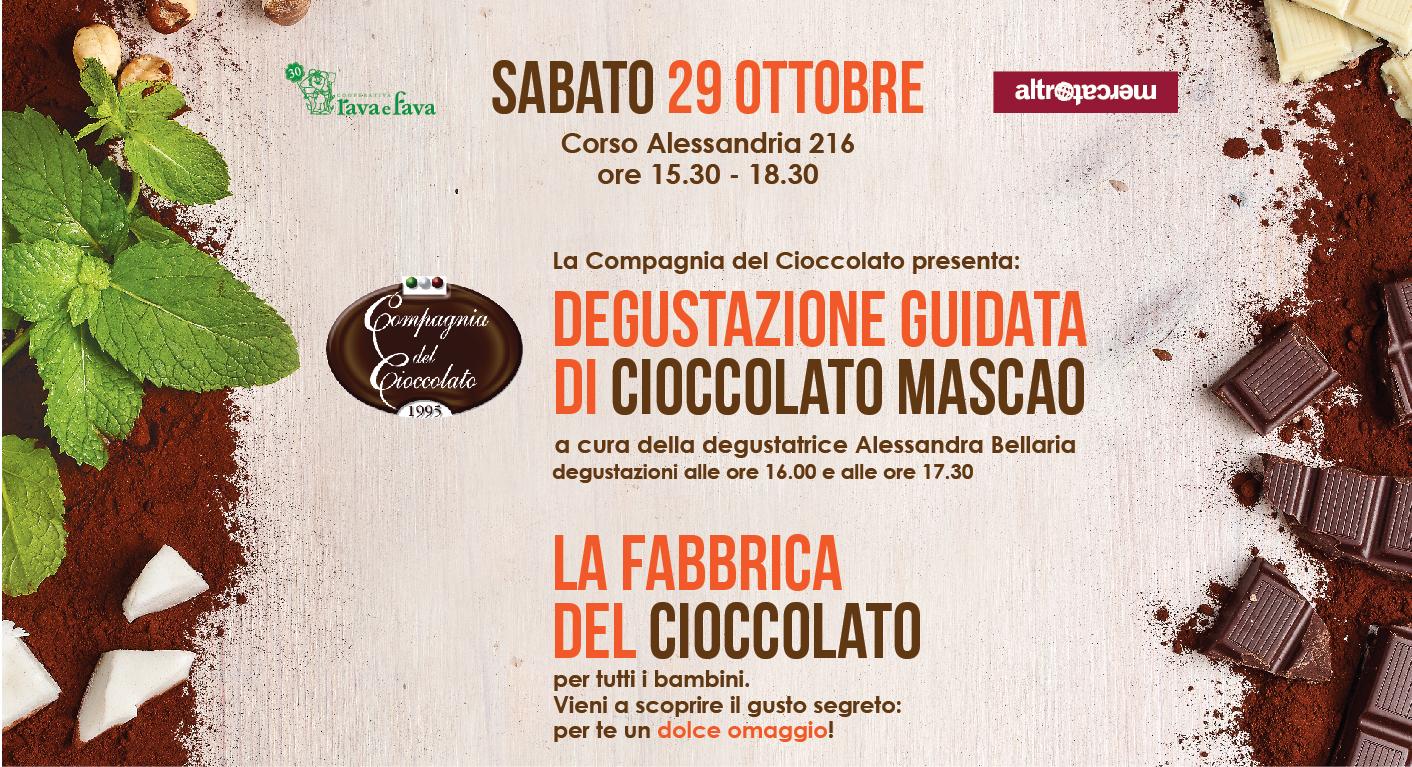 Degustazione Guidata Di Cioccolato Mascao E La Fabbrica Di Cioccolato