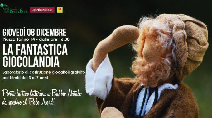 Newsletter La Fantastica Giocolandia