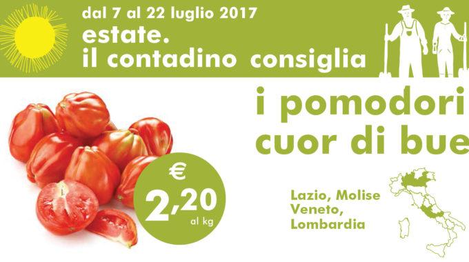 Il Contadino Consiglia: Pomodori Cuor Di Bue