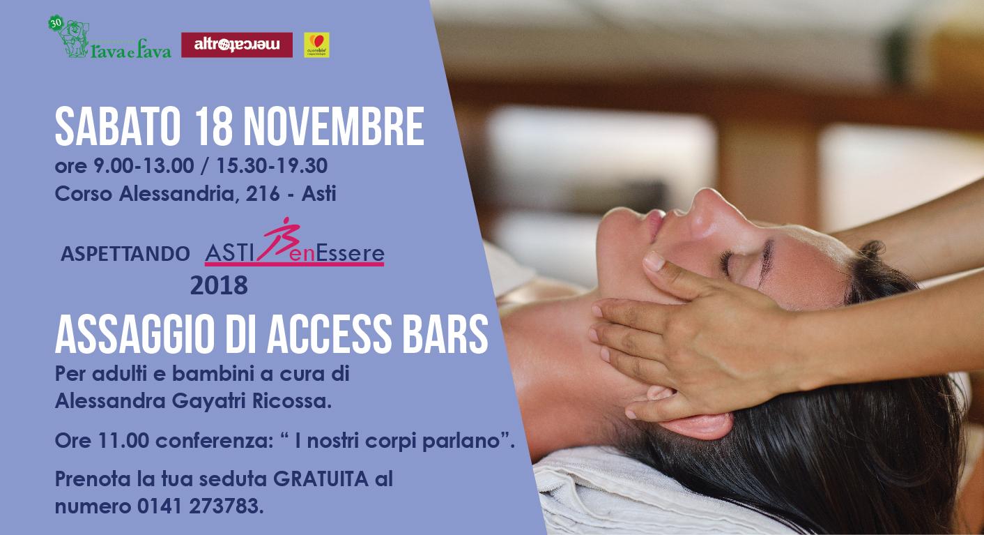 Assaggio Di Access Bars