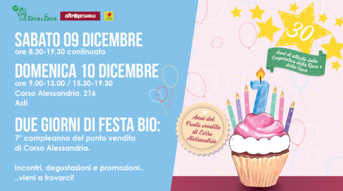 Compleanno Corso Alessandria