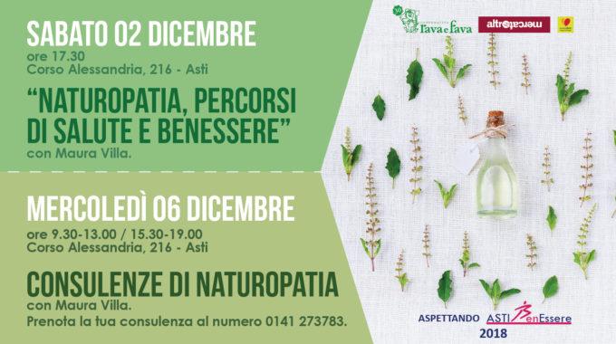 Naturopatia Percorsi Salute Benessere