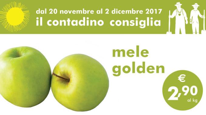 Il Contadino Consiglia: Mele Golden