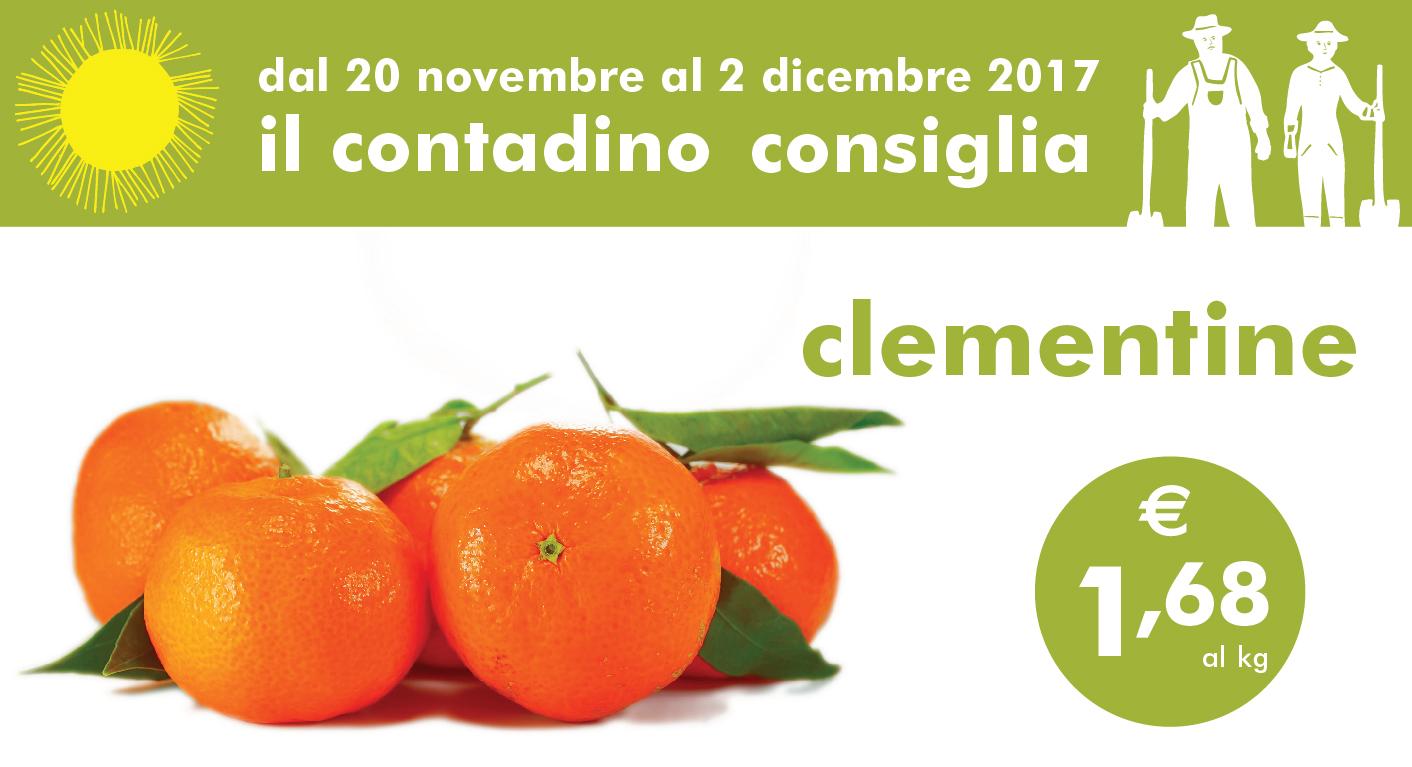 Il Contadino Consiglia: Clementine