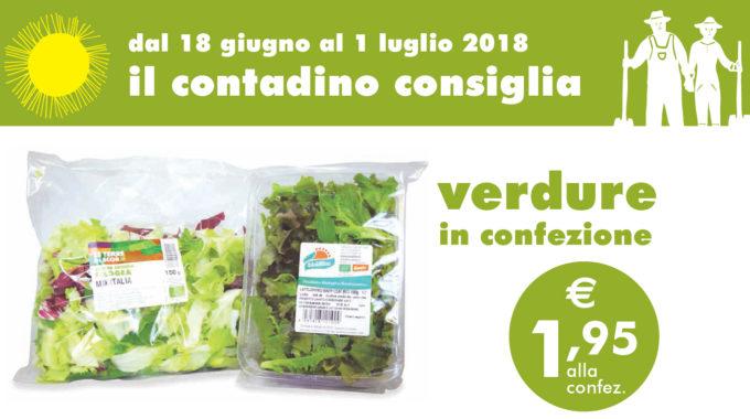 Il Contadino Consiglia: Verdure In Confezione