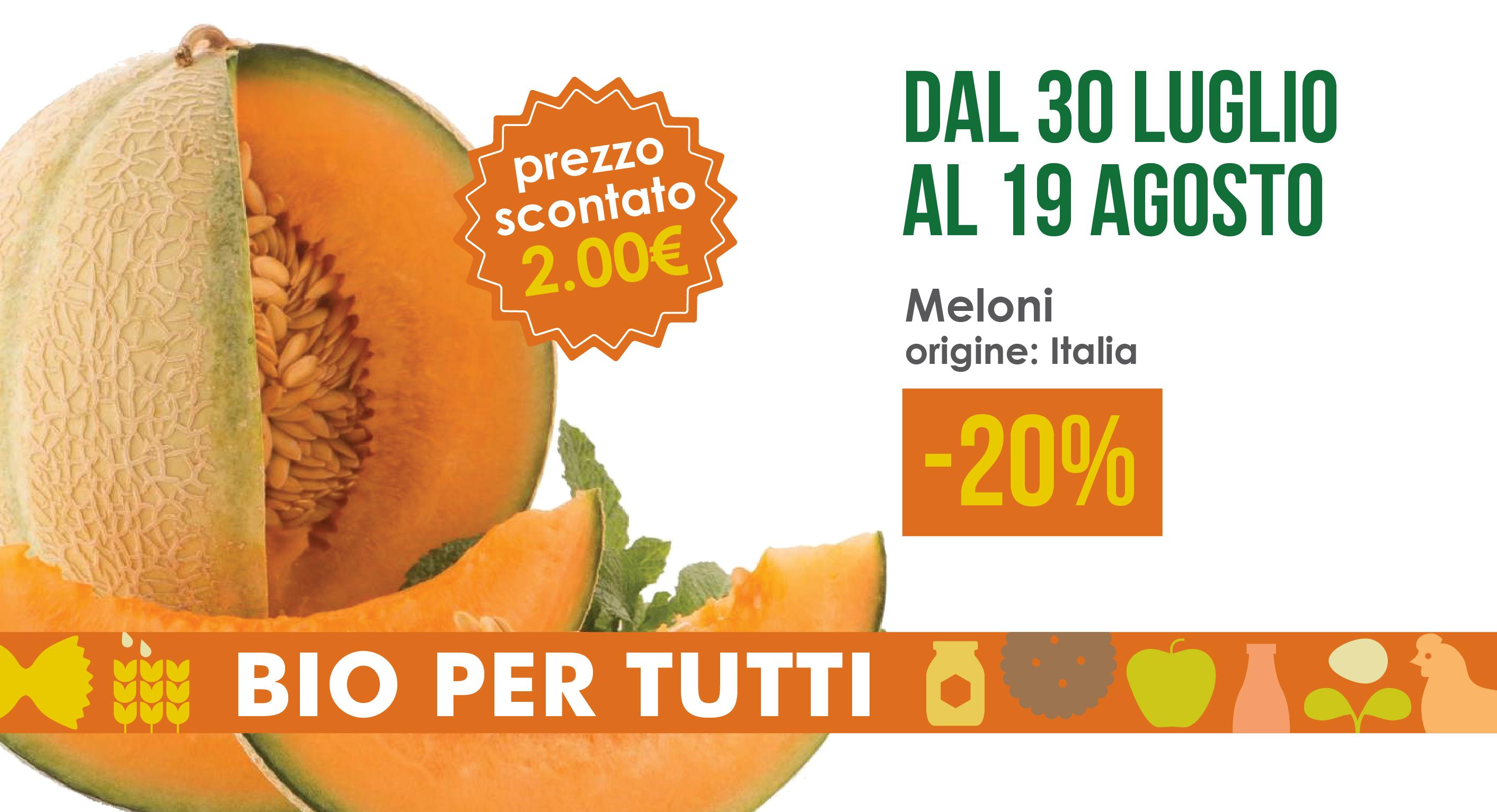 Promozione Ortofrutta: Meloni