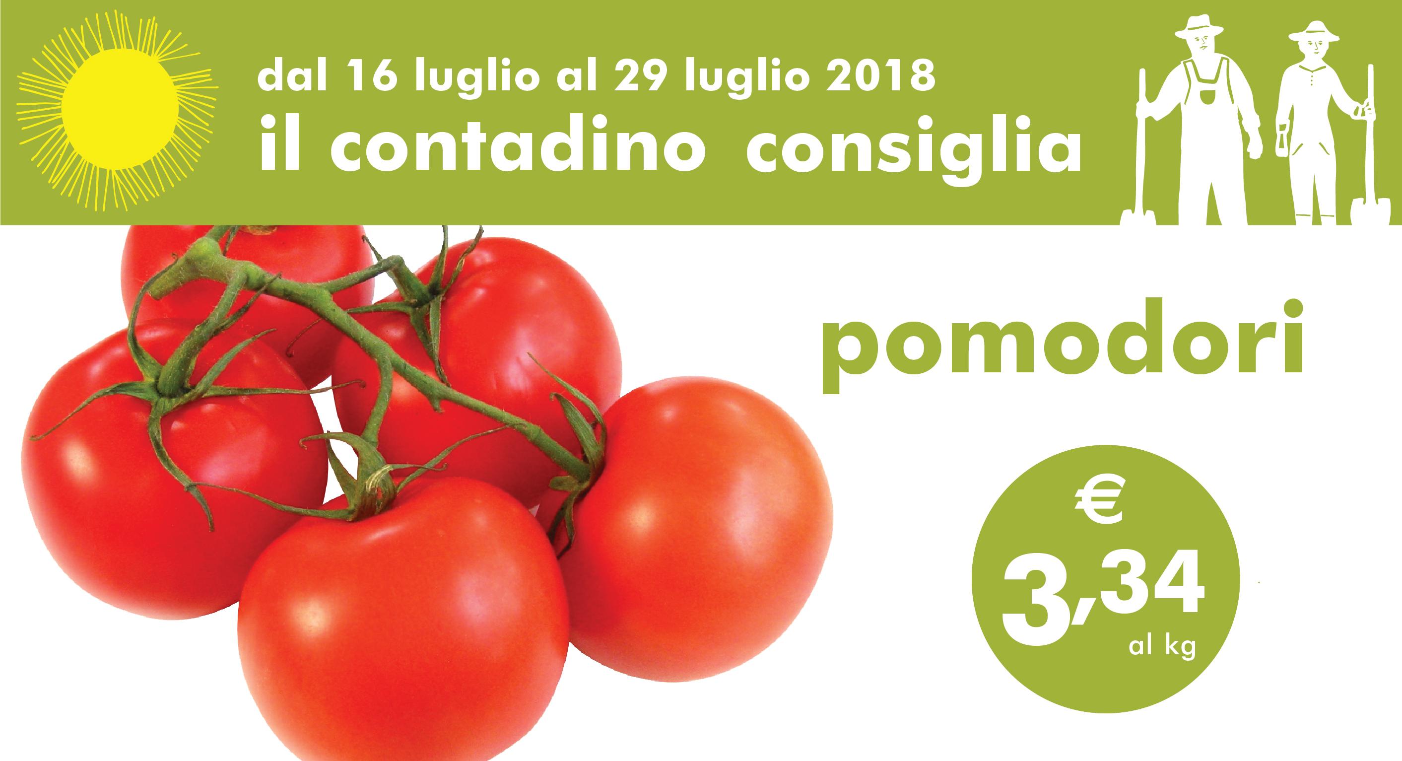 Il Contadino Consiglia: Pomodori