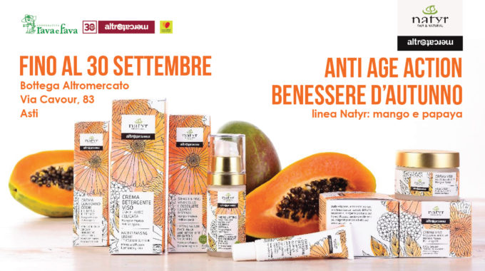 Anti Age Action – Benessere D'autunno