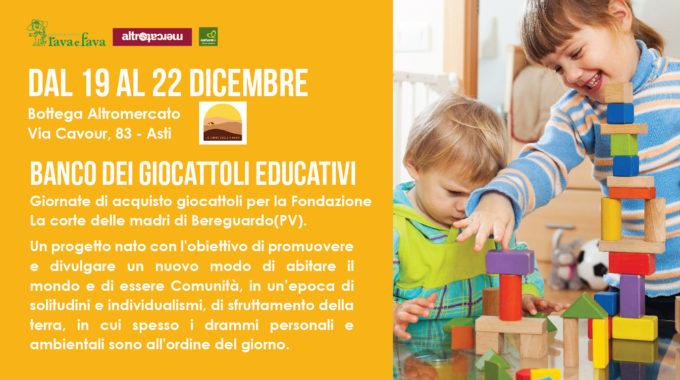 Banco Dei Giocattoli Educativi