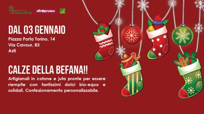 Calze Della Befana!!