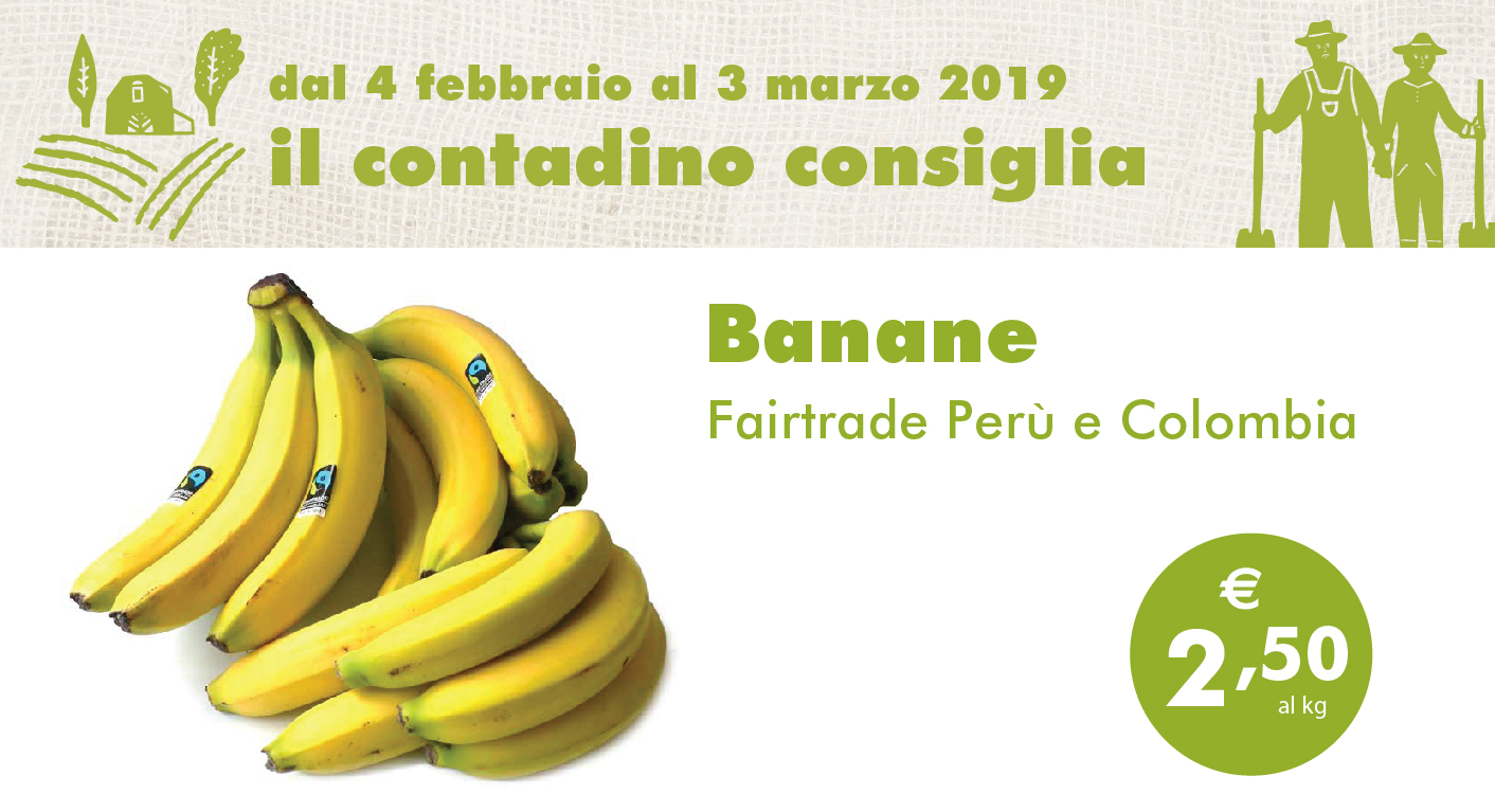 Promozione Ortofrutta: Banane