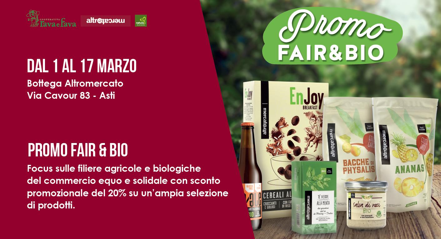 Promo Fair & Bio