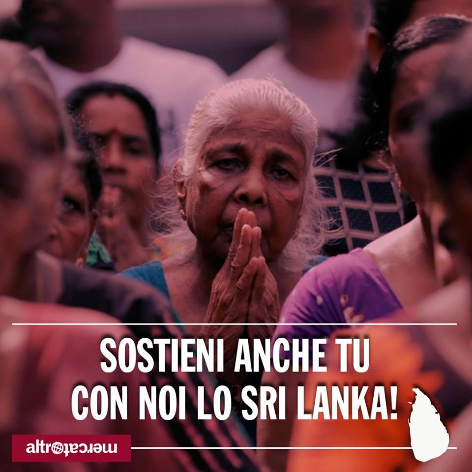 Sostieni Lo Sri Lanka!