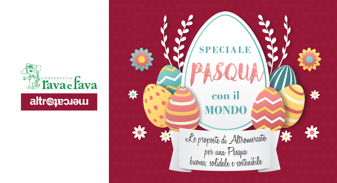 Speciale Pasqua Con Altromercato