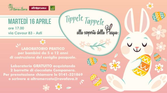 Tippete Tappete: Alla Scoperta Della Pasqua