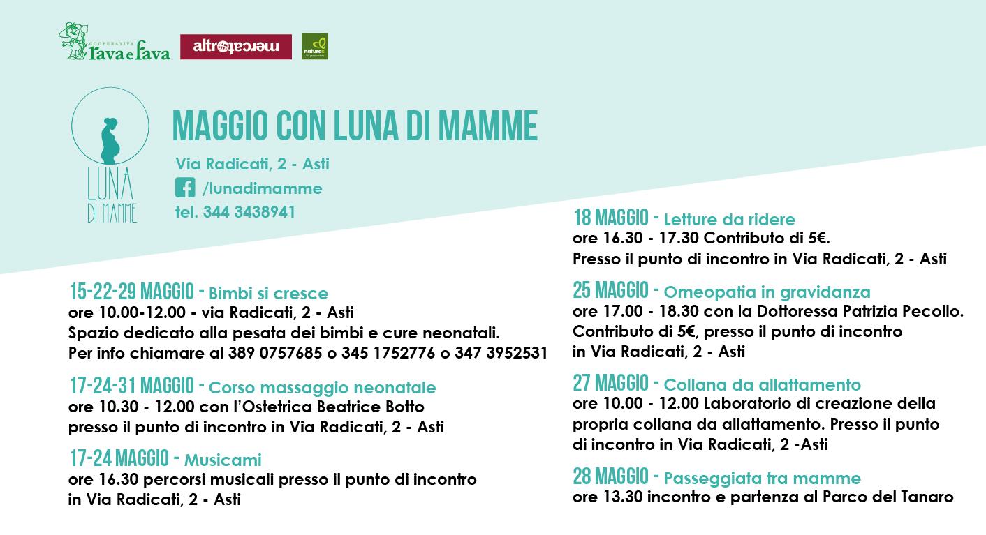 Maggio Con Luna Di Mamme