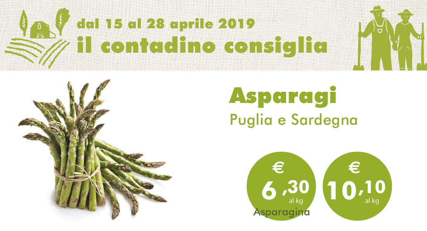 Promozione Ortofrutta: Asparagi