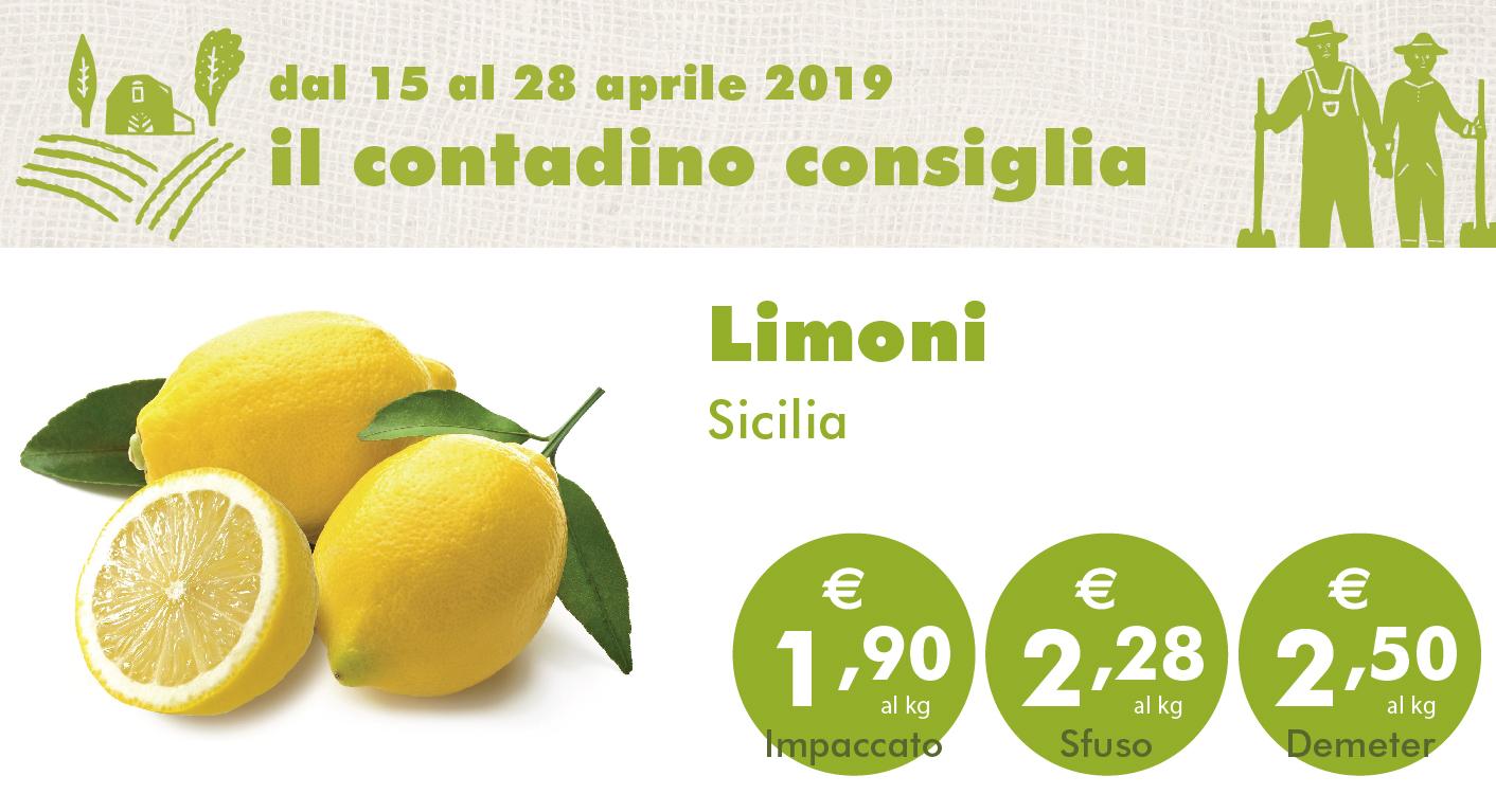 Promozione Ortofrutta: Limoni