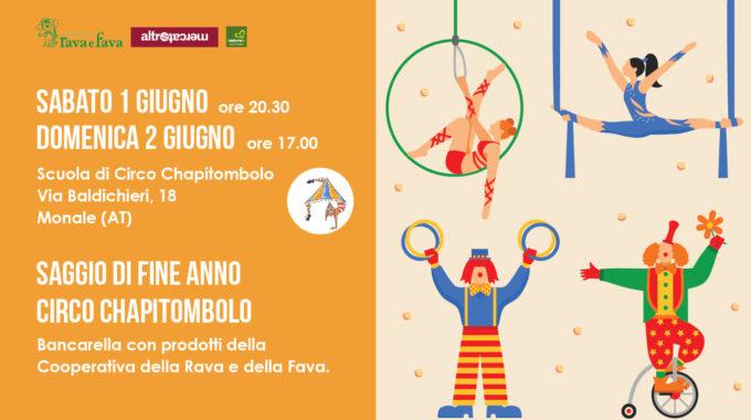 Saggio Di Fine Anno Circo Chapitombolo