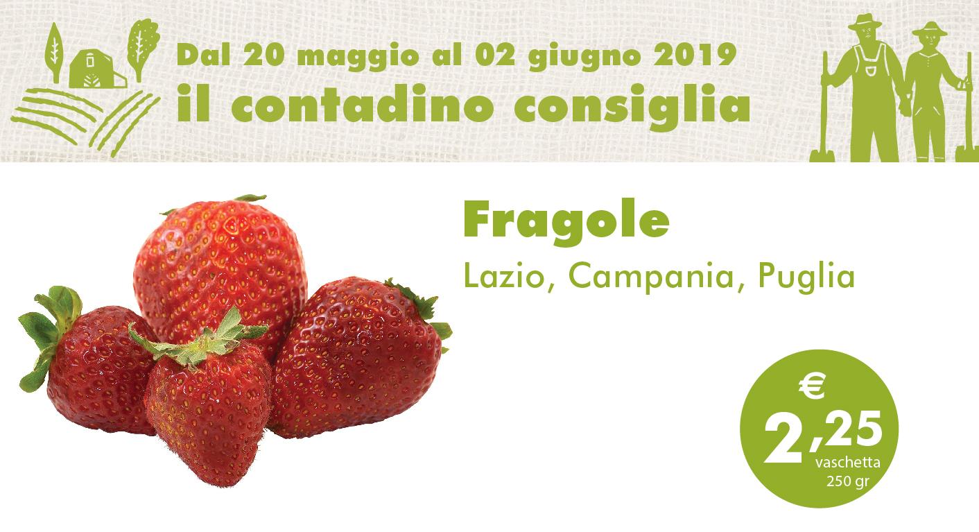 Promozione Ortofrutta: Fragole