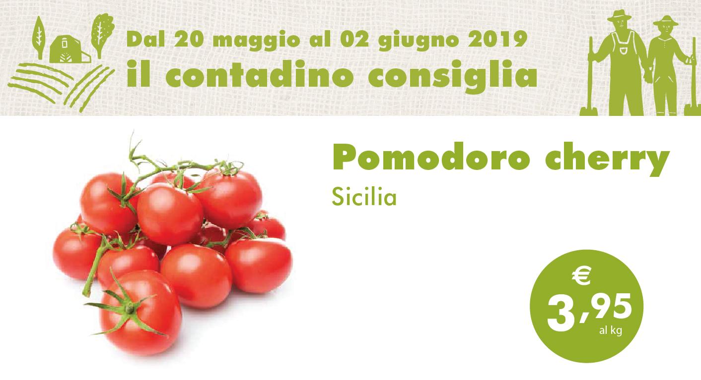 Promozione Ortofrutta: Pomodoro Cherry