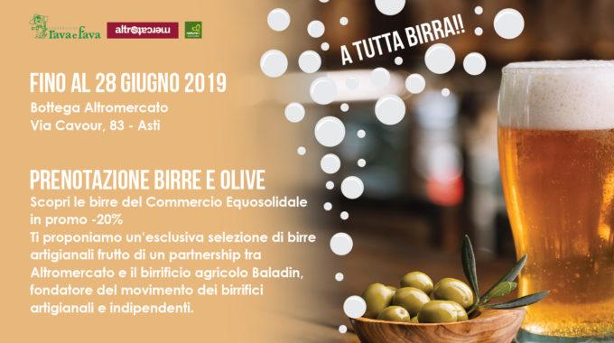 Prenotazione Birre E Olive