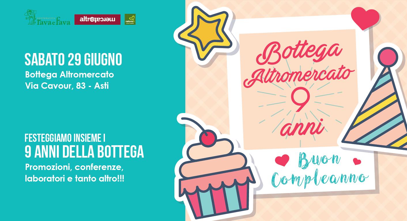 9 Anni Della Bottega