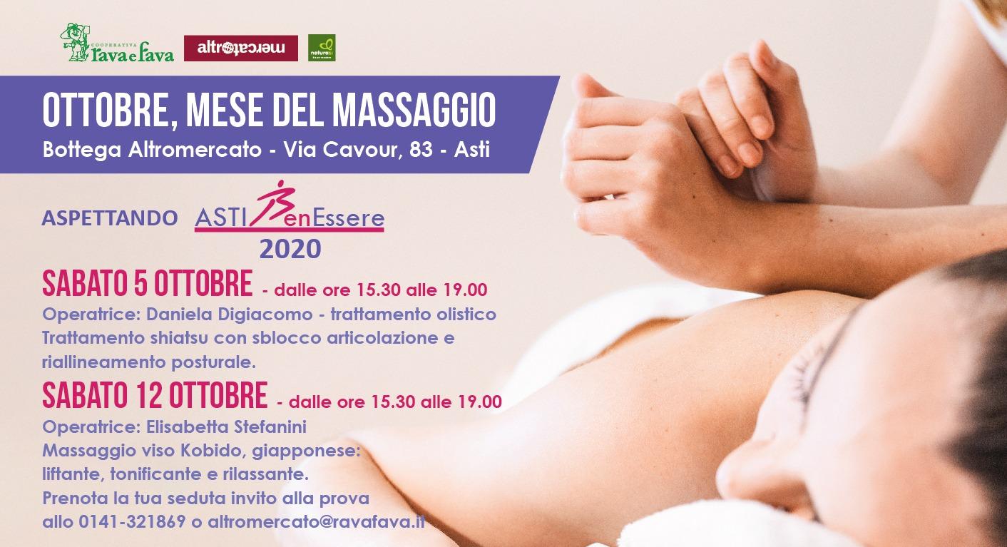 Mese Del Massaggio