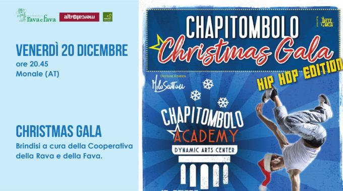 Chapitombolo Christmas Gala