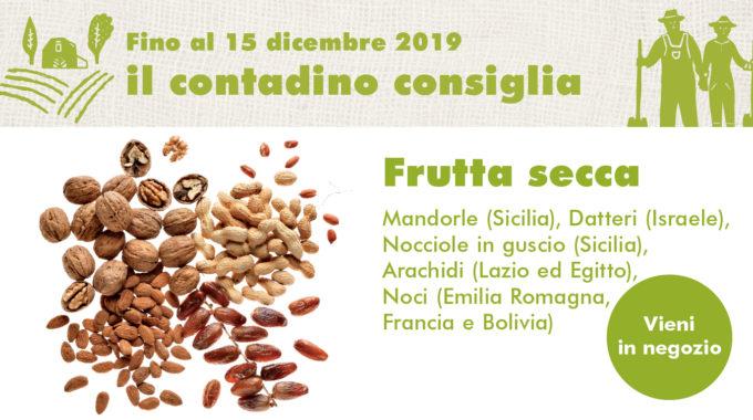 Promozione Ortofrutta: Frutta Secca