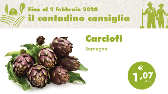 Promozione Ortofrutta: Carciofi