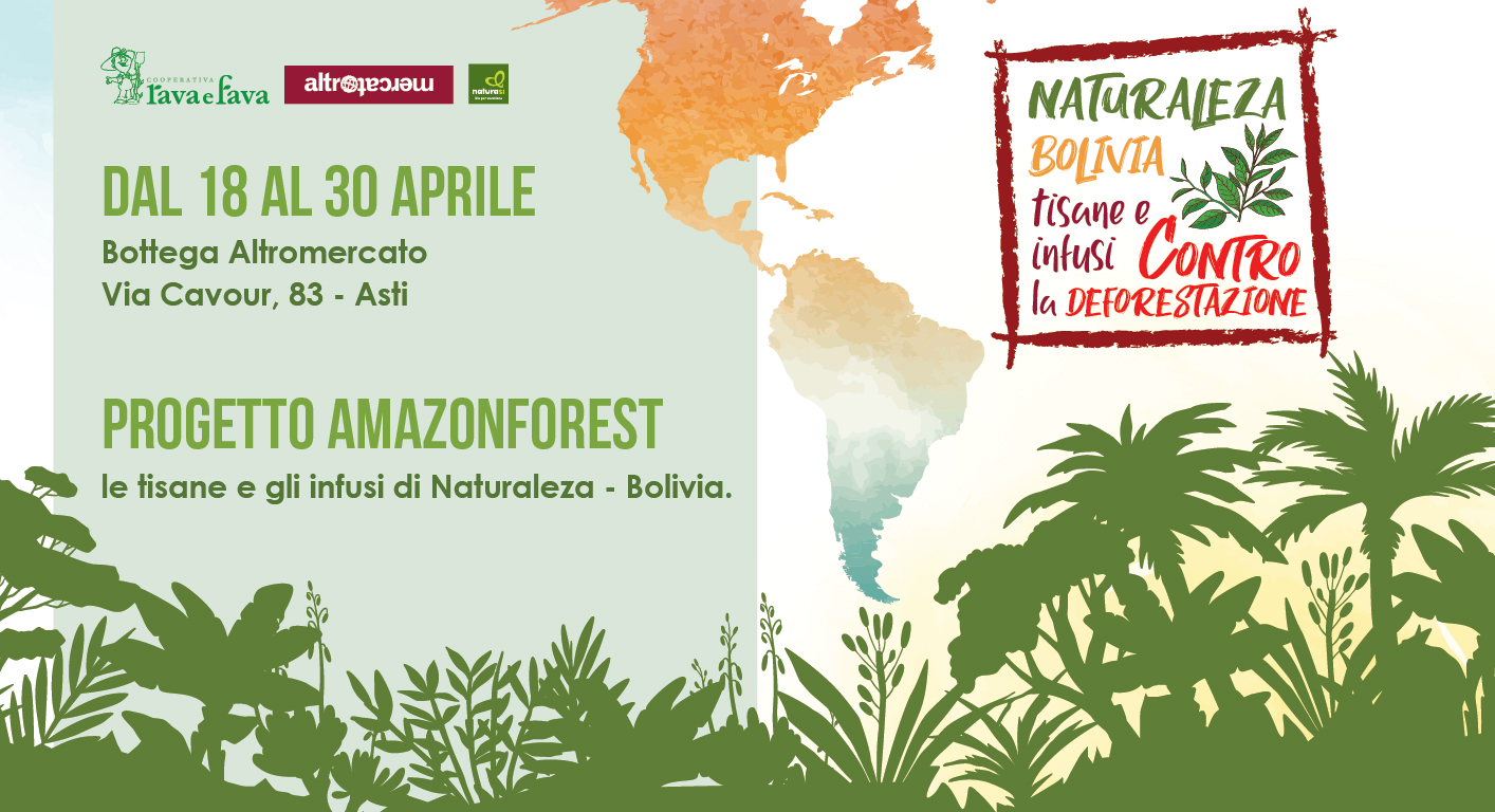 Progetto AmazonForest