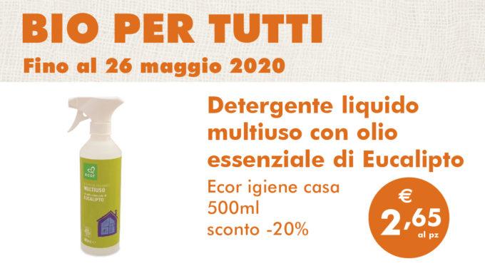 Bio Per Tutti: Detergente Liquido