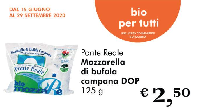 Bio Per Tutti: Mozzarella Di Bufala Campana DOP