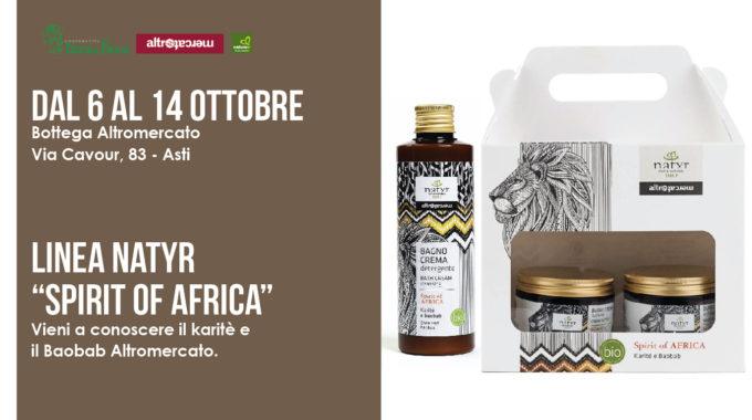 "Linea Natyr ""Spirit Of Africa"""