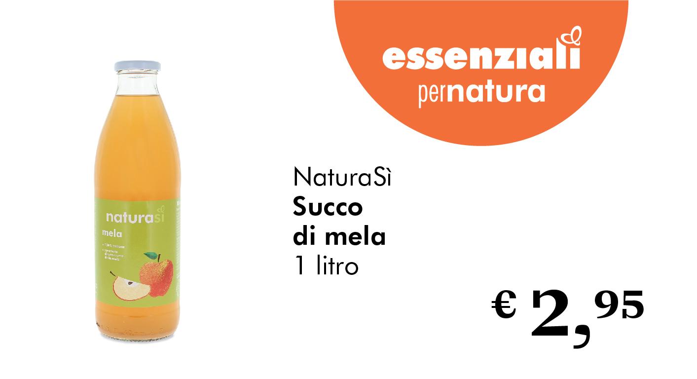 Essenziali Per Natura: Succo Di Mela