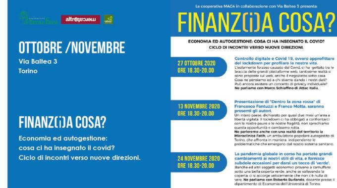 Finanz(i)a Cosa?