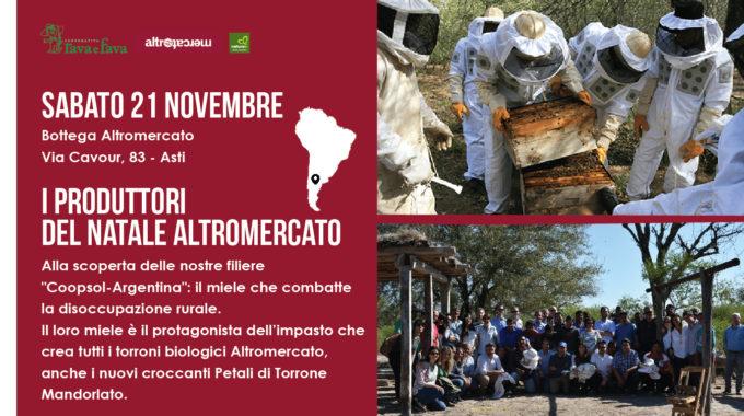 I Produttori Del Natale Altromercato: Coopsol Argentina