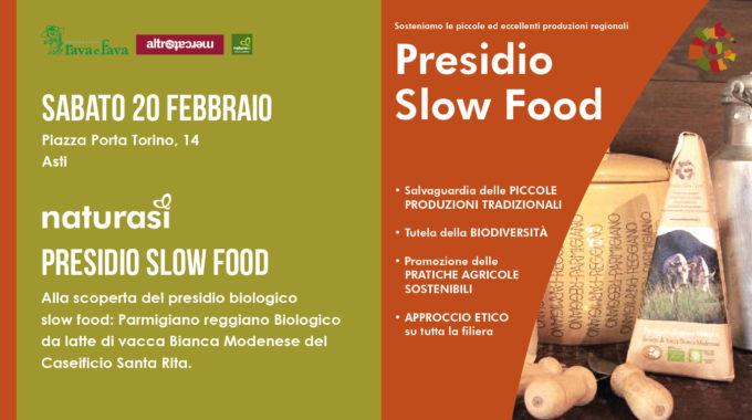 Presidio Slow Food: Parmigiano Reggiano